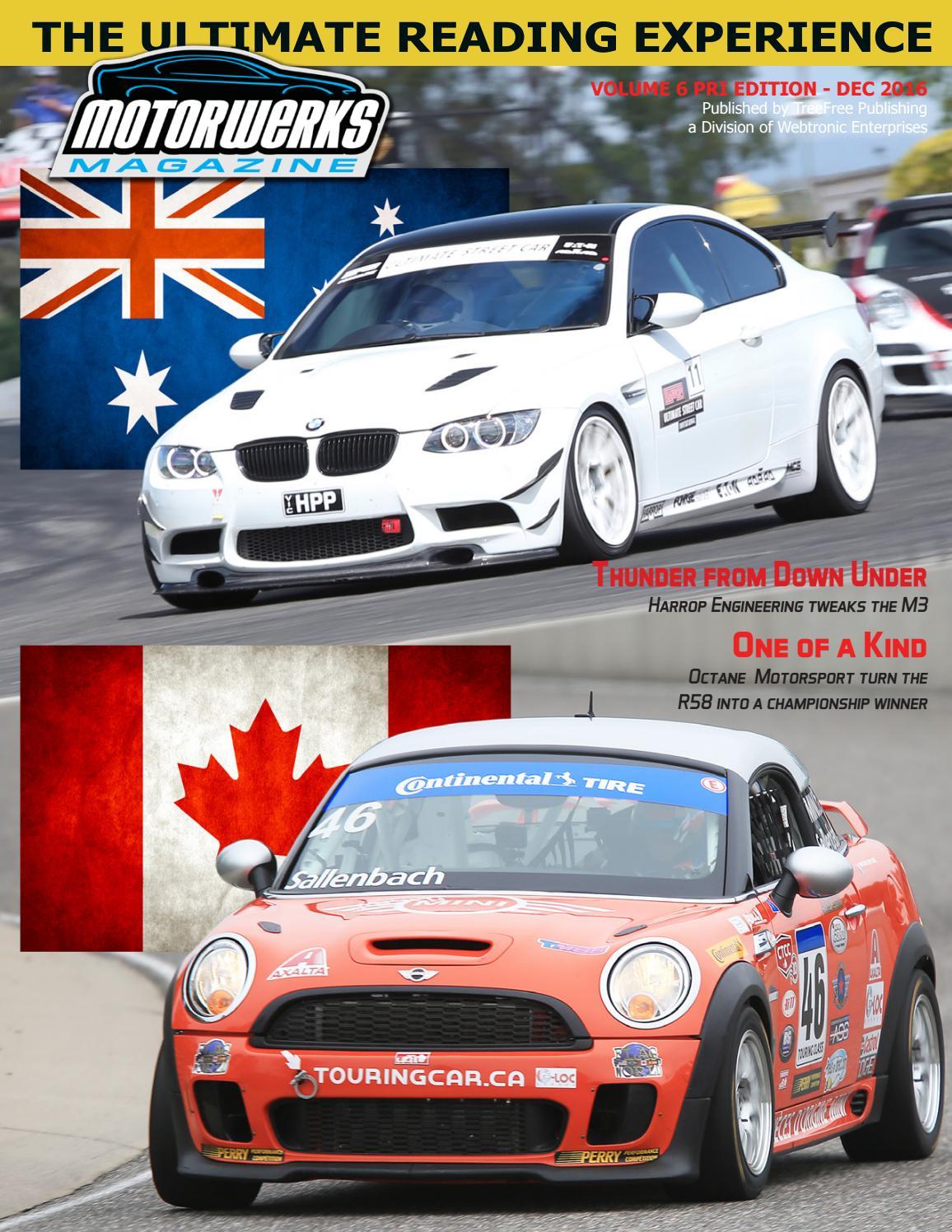 2016 PRI Edition by MotorWerks Magazine - issuu
