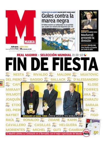 Marca 20021218 by Juan Carlos Matos Costa - issuu 5f41af26d82aa