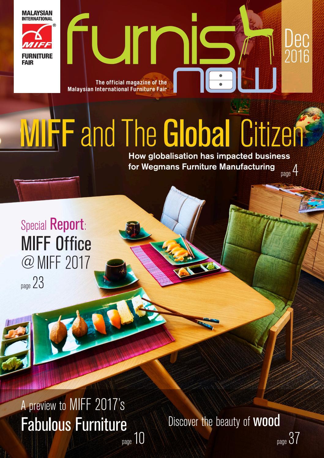 furnish now magazine - december 2016media mice - issuu