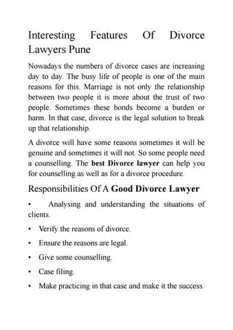 what is the main reason for divorce