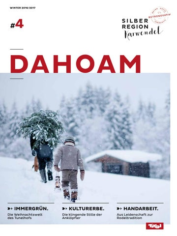 Schon Dahoam Winter 2016/17 By Eco.nova Verlags Gmbh   Issuu