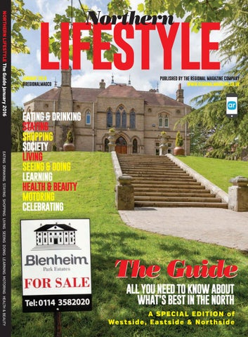 Northern Lifestyle 2016 By Rmc Media Issuu