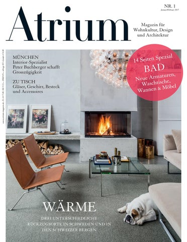 Atrium 01/2017 by Archithema Verlag - issuu