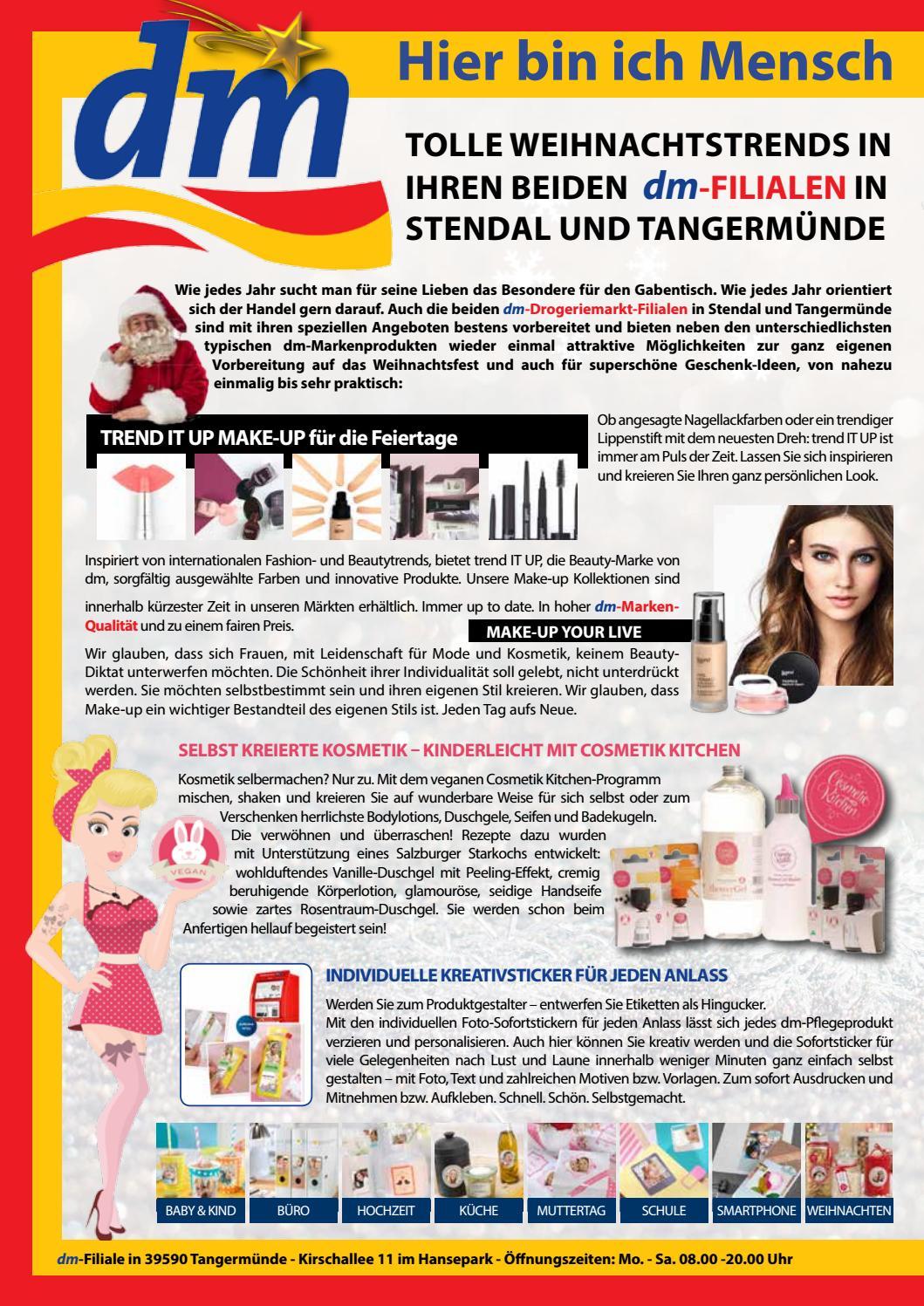 Stendalmagazin Dezember 2016