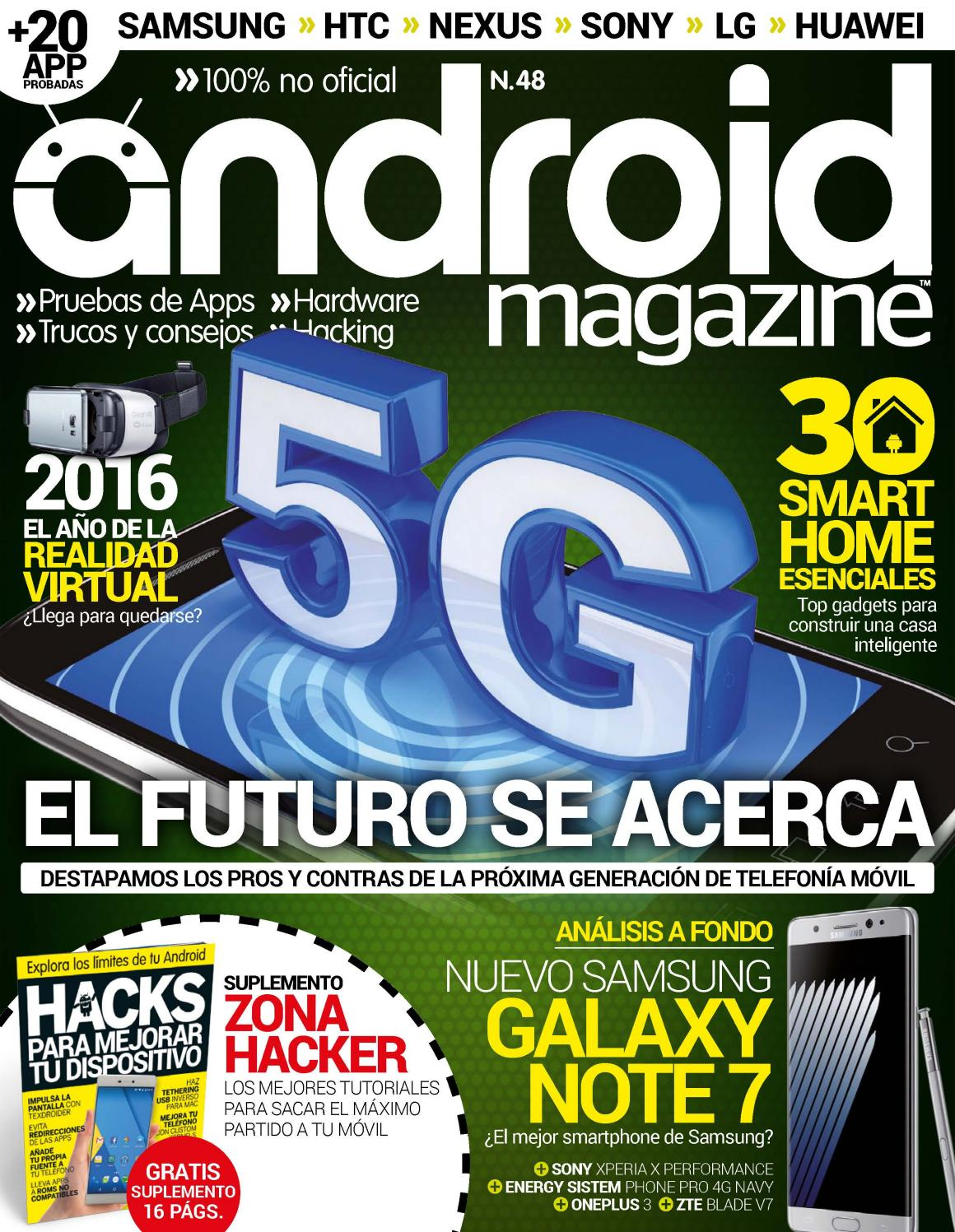 a4fab7ebd41 Android Magazine by Mauros2000 - issuu