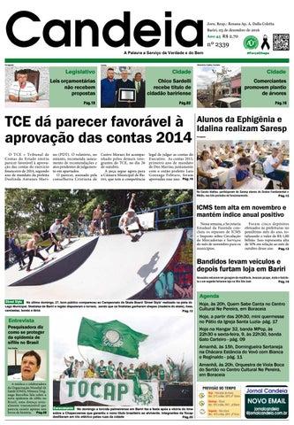 2499098a4a76f Jornal candeia 03 12 2016 by Jornal Candeia - issuu