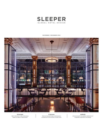 2055c8a3af506 Sleeper November/December 2016 - Issue 69 by Mondiale Publishing - issuu