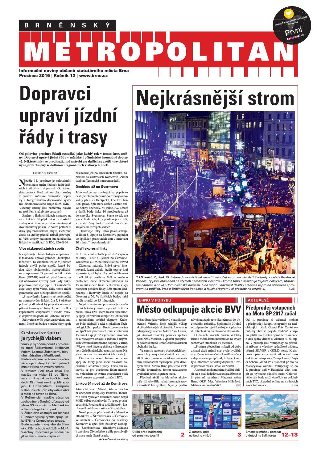 Brněnský metropolitan fe4fc67632