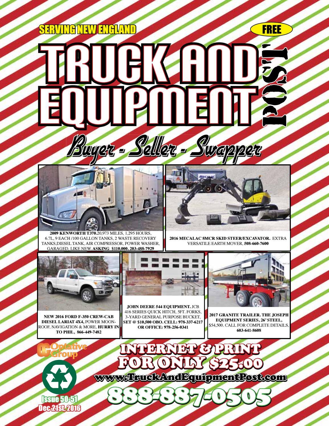 Truck equipment post 50 51 2016 by 1ClickAway - issuu