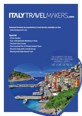 Italy Travel Makers