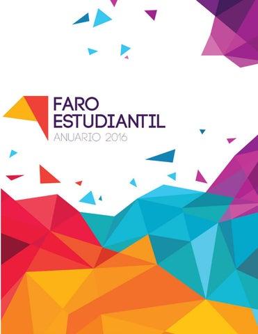 Faro 3ra Edicion Anuario By Liceo Guatemala Issuu