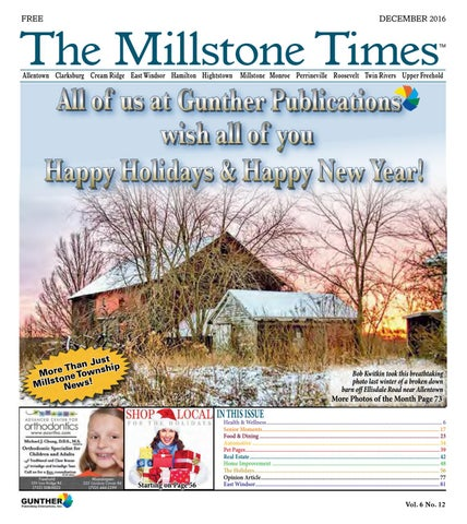 Image of: Bajaj Allianz Page Uc Press Ebooks Collection 19822004 The Millstone Times December 2016 By Gunther Publications Issuu