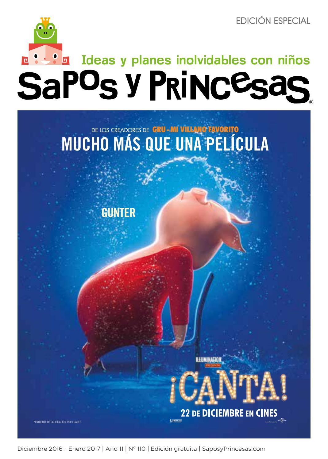 110 sapos y princesas diciembre 2016 by sapos y princesas - Sapos y princesas valencia ...