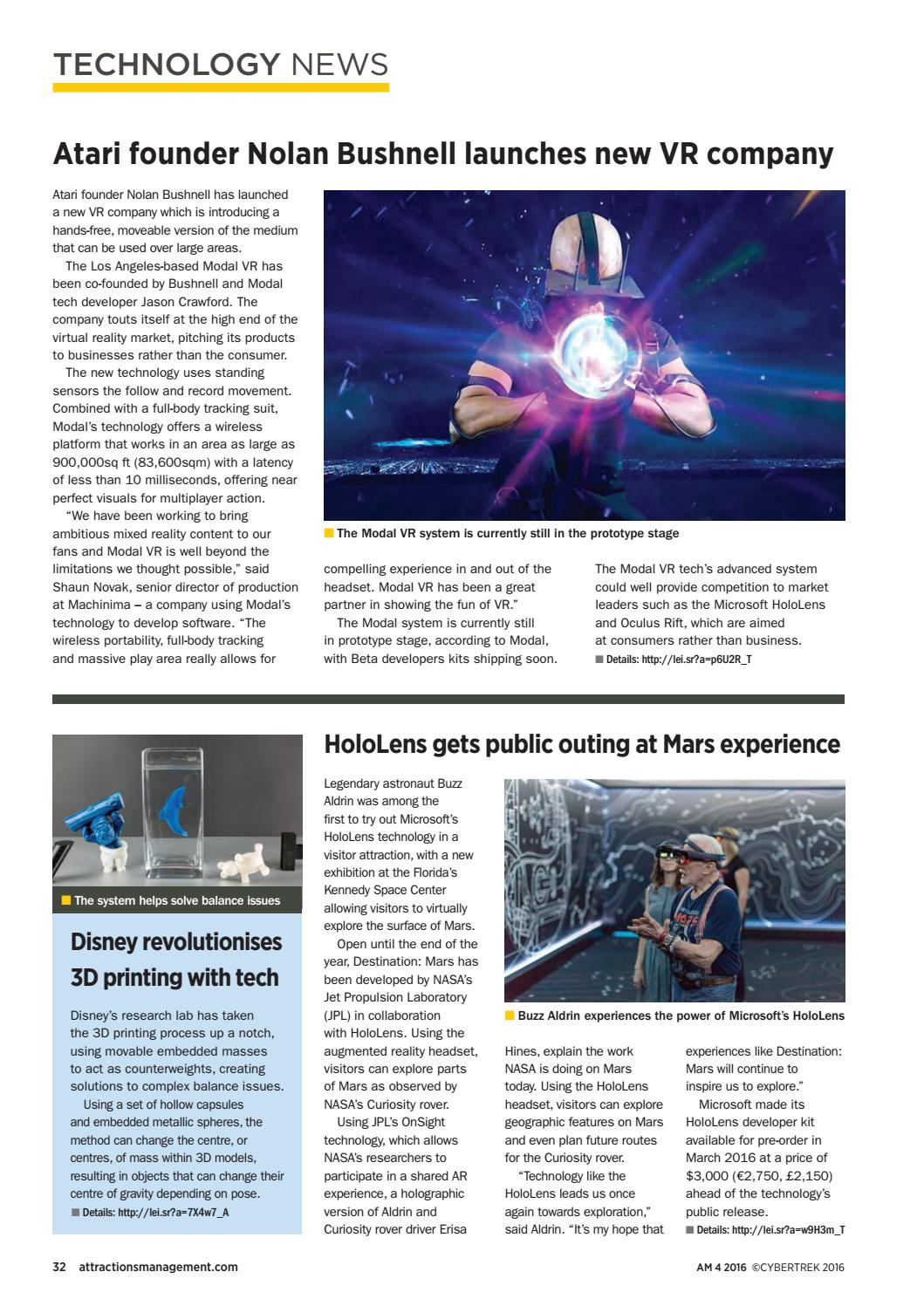 Attractions Management Issue 4 2016 by Leisure Media - issuu