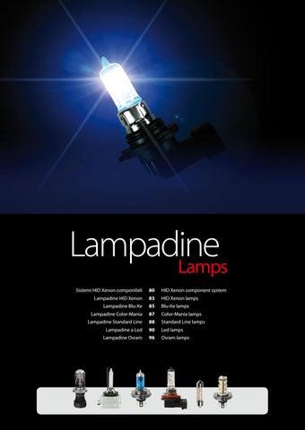 Lampa 58248 Lampada HID Xenon 5000 K D1R