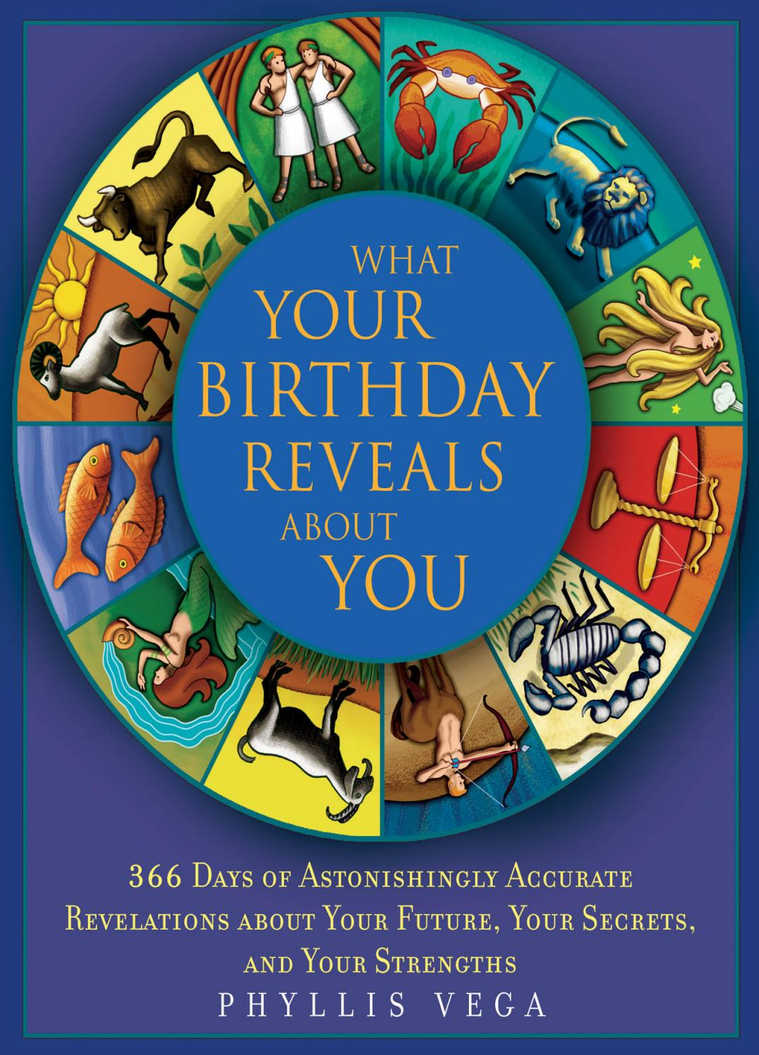 What your birthday reveals about you by Stav kesler - issuu
