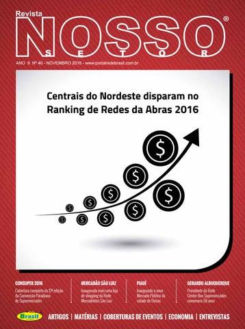 Nosso setor revista n 40 com textos corrigidos by Rede Brasil - issuu 233e06a305