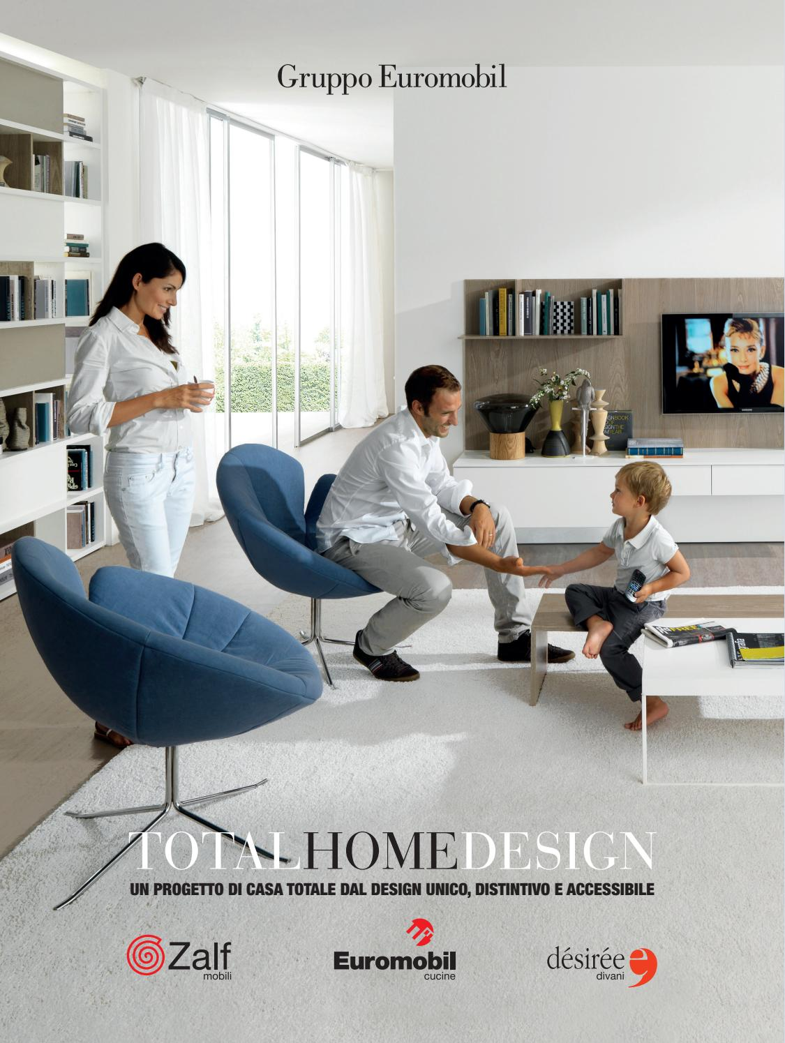 Zalf Industria Mobili Componibili Spa.Totalhomedesign2 By Home Office It Issuu