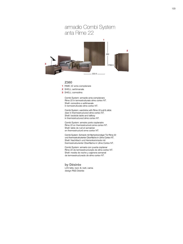 Rima Con Letto.Zalf Notte 2015 By Home Office It Issuu