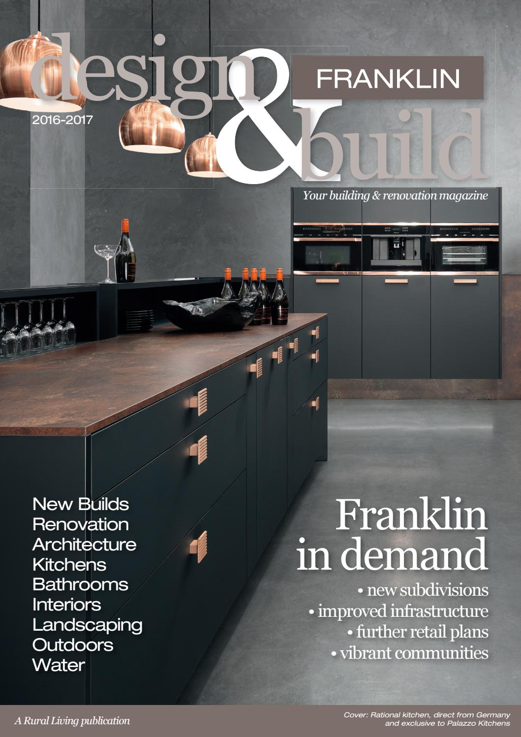 Design And Build Franklin 2016 17 By Times Media Issuu Double Pole Single Throw Switch 20 Amp Alfrescoheatingcom