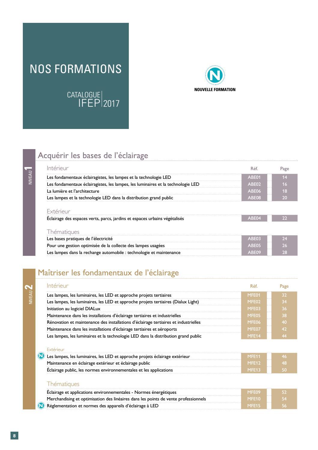 Catalogue IFEP 2017 - 2 by IFEP - issuu