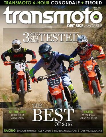 Transmoto dirt bike magazine issue 59 by Transmoto - issuu