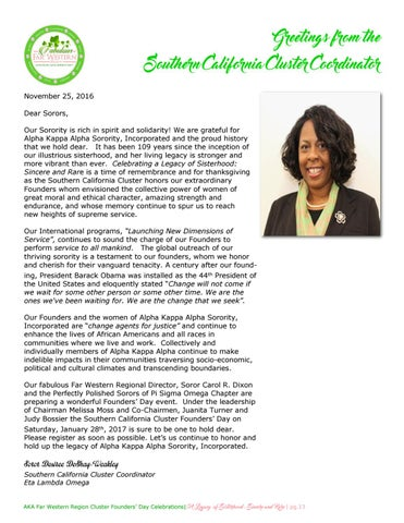 2017 fwr founders day registration by aka far western region issuu greetings from the southern california cluster coordinator november 25 2016 dear sorors our sorority is rich in spirit and solidarity m4hsunfo