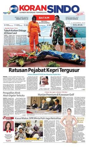 Koran Sindo Batam Edisi Selasa (06 12 2016) by Koran Sindo Batam - issuu 241da0a9ef