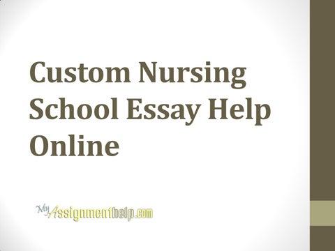 nursing essay help by myassignmenthelp com issuu page 1 custom nursing school essay help online