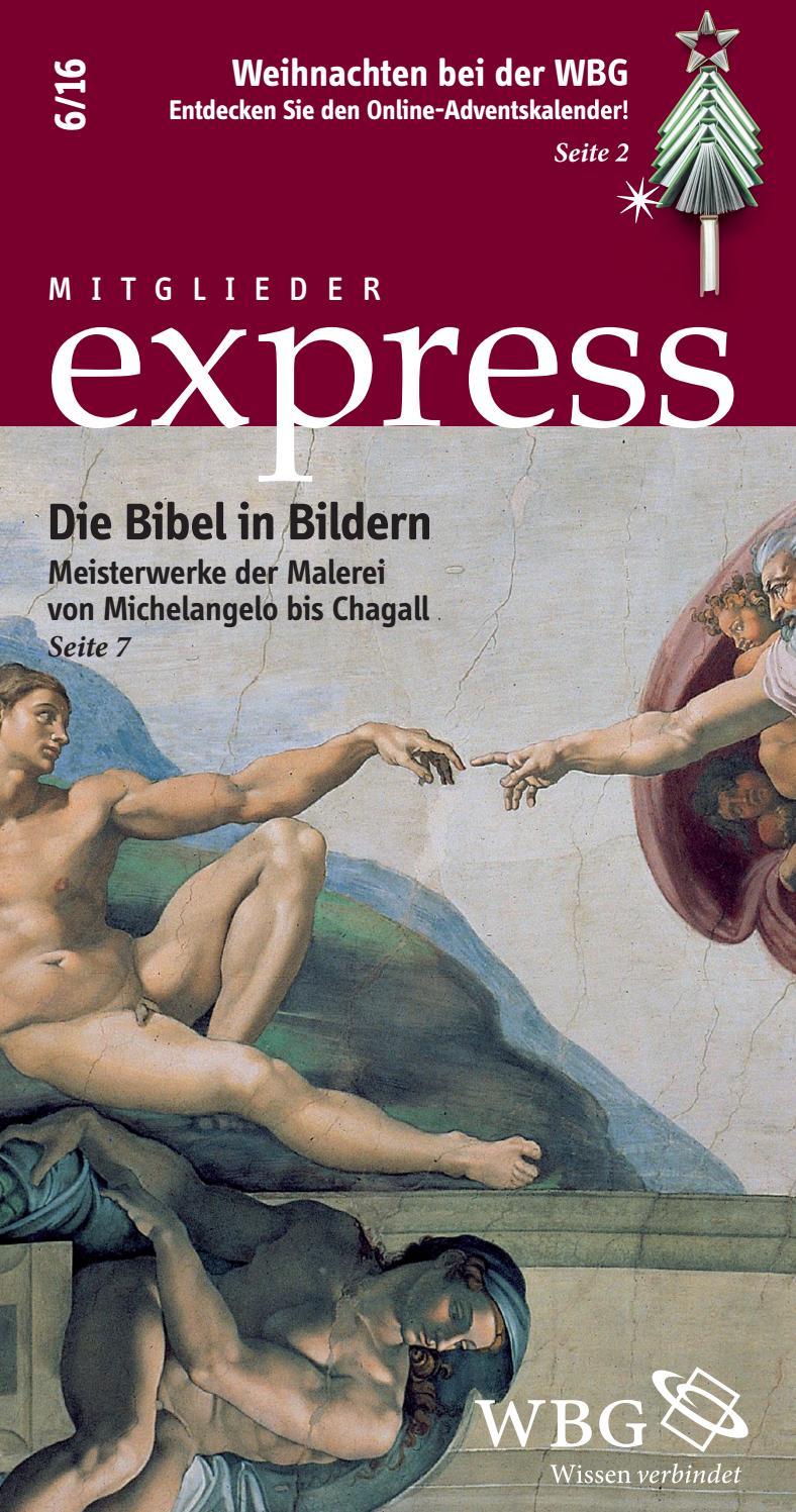 WBG-Express 6-16 by wissenschaftliche Buchgesellschaft (WBG) - issuu