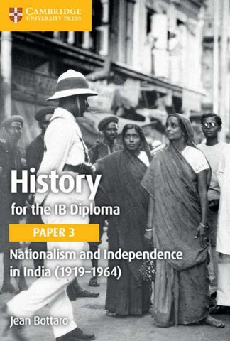 Preview History for the IB Diploma Paper 3: Nationalism and