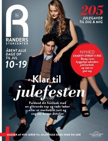 9bfecb00c97b Randers Storcenter Julemagasin nr. 2 (2016) by Randers Storcenter ...