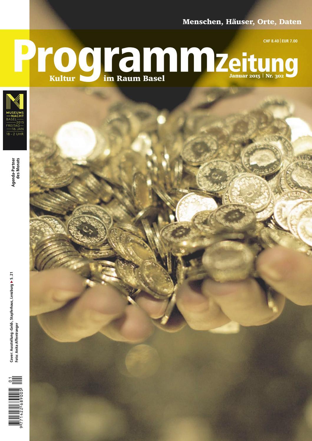 Programmzeitung Januar 2015 By Programmzeitung Issuu