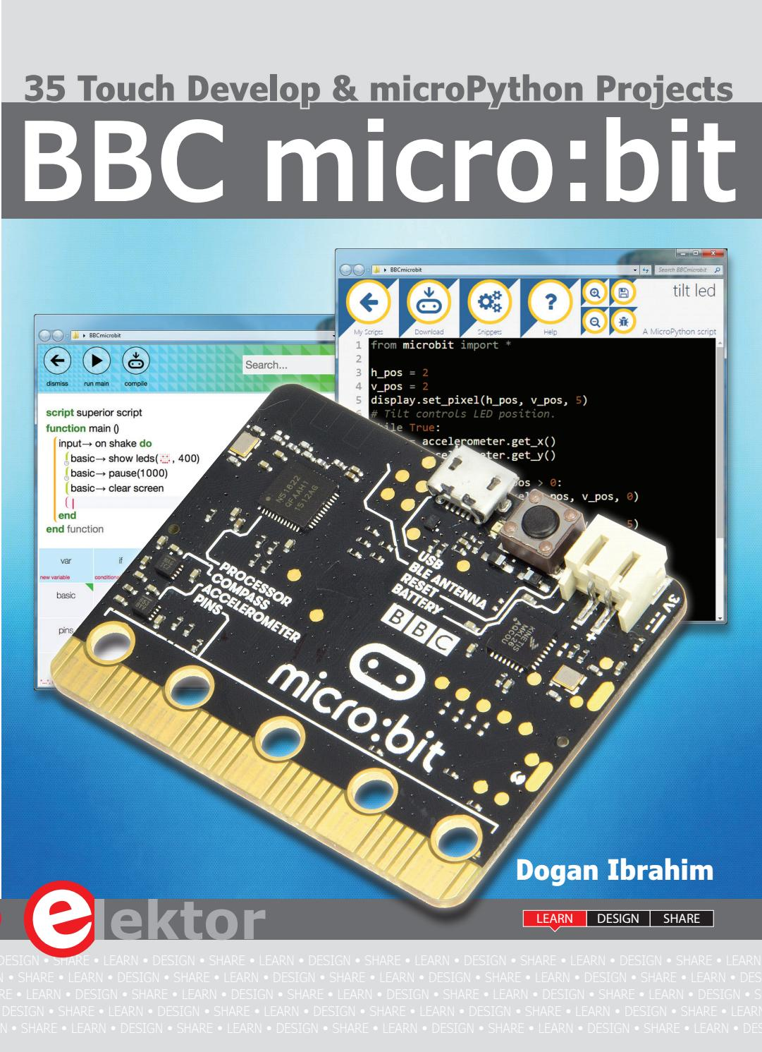 Beginning BBC micro:bit - A Practical Introduction to ...