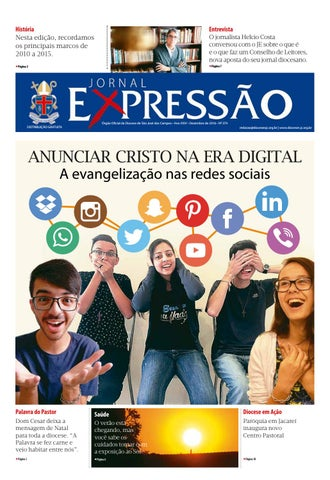 jornal-expressao-dezembro by Nossa Senhora do Brasil Paróquia - issuu 8b4d6c2300b7a