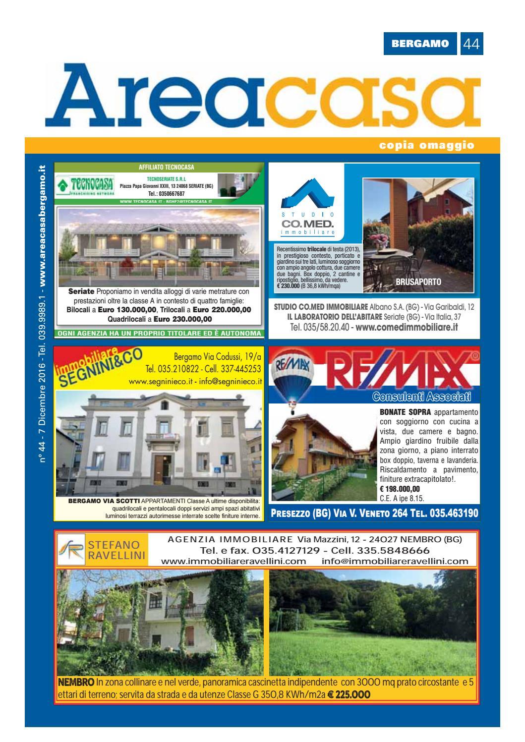 Areacasa Bergamo 44 By Netweek Issuu