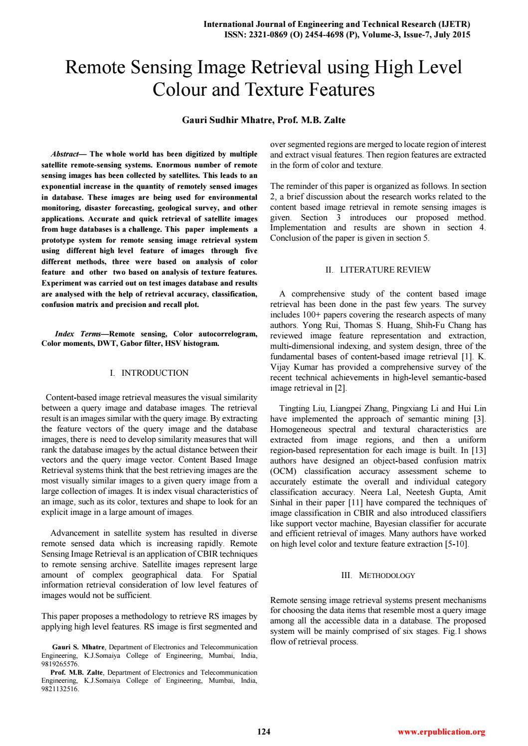 Ijetr032659 by International Journal of Engineering