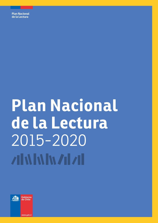 Plan Nacional de la Lectura 2015 - 2020 by Ministerio de las ...