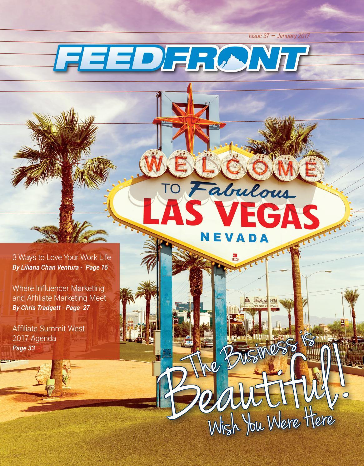 FeedFront Magazine Issue 37 by Affiliate Summit - issuu