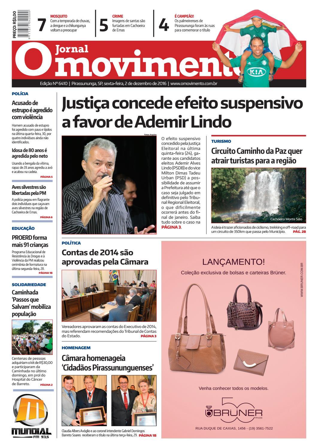 bac0960e01c Edição de 02 12 2016 by Jornal O Movimento - issuu