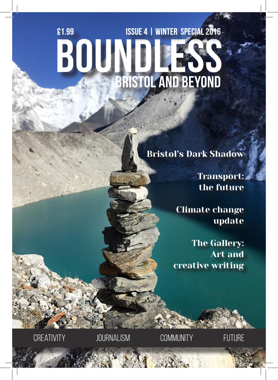 Boundless Edition 4 by Arkbound - issuu