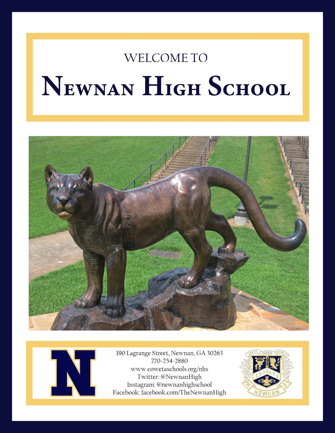We are newnan newnan high school visitors guide by newnan high we are newnan newnan high school visitors guide by newnan high school newspaperjournalism issuu kristyandbryce Image collections