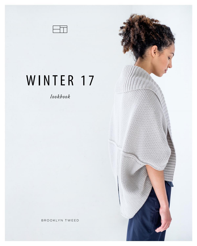 Brooklyn Tweed W17 Lookbook by Brooklyn Tweed issuu