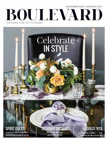84a52ceb89 Boulevard Magazine - Dec 2016   Jan 2017 Issue by Boulevard Magazine ...
