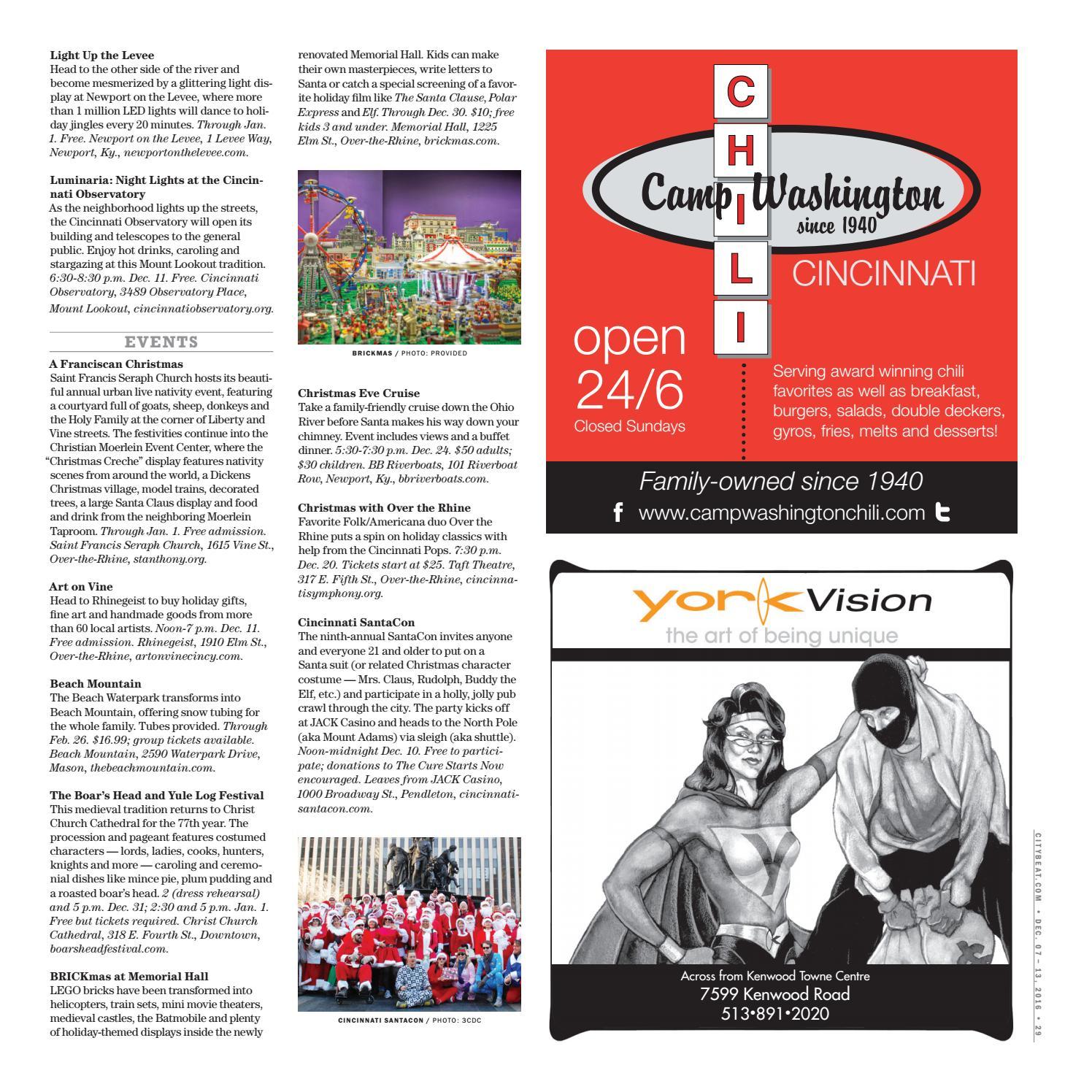 CityBeat Dec. 07, 2016 by Cincinnati CityBeat - issuu