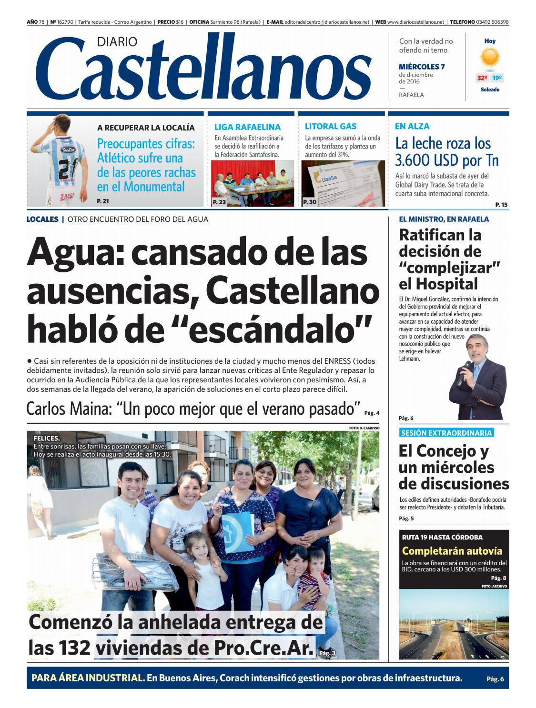 Diario Castellanos 07 12 by Diario Castellanos - issuu