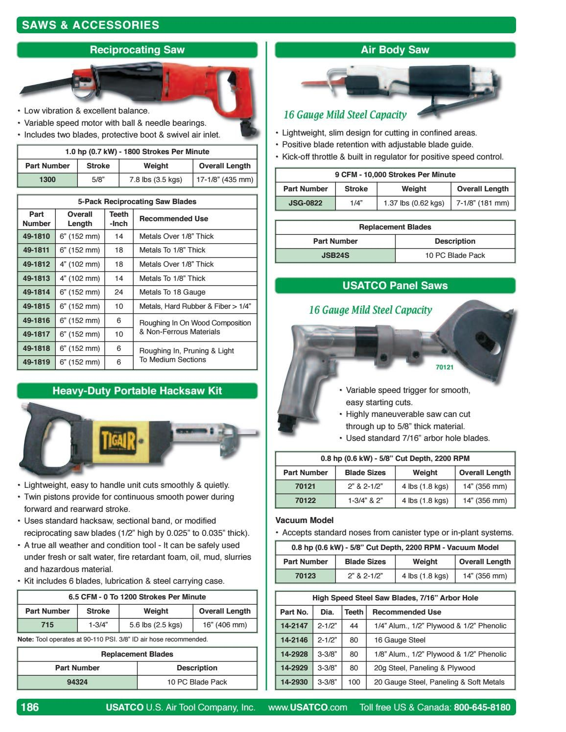 Usatco air tool catalog(1) by Joinmax - issuu