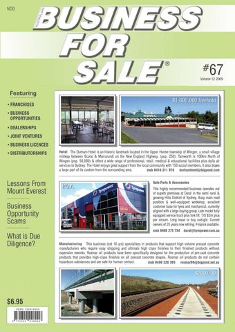 competitive price 6385b 861fb Issue 67 - Australian Business For Sale by Australian Business For ...