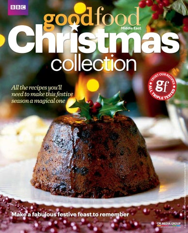 Bbc good food me 2013 december by bbc good food me issuu bbc good food middle east christmas collection 2016 forumfinder Gallery