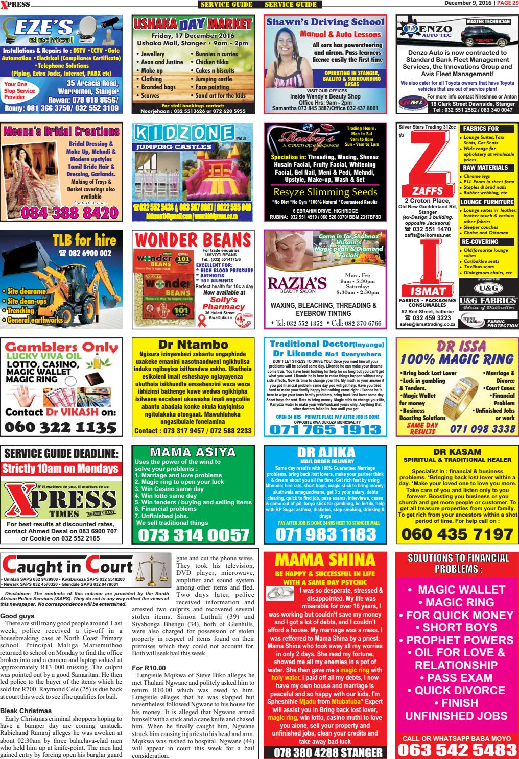 Xpress times 09 12 2016 by Ahmed Desai - issuu
